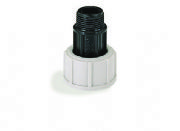 "Plasson Threaded Adaptor 25 x 3/4"" MI"